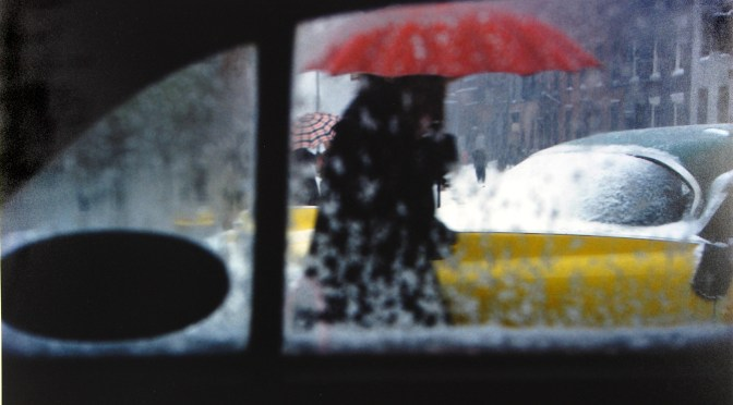 Saul Leiter: Il pittore della Street Photography