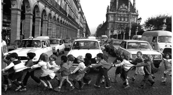Robert Doisneau e la fotografia poetica di un mondo ideale