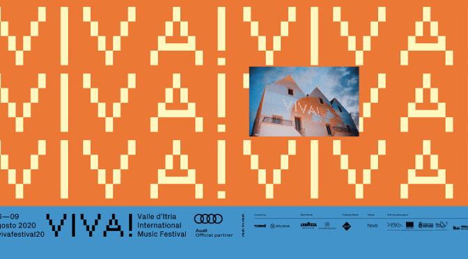Musica e Territorio: parole chiave quest'estate per la IV edizione del VIVA! Festival