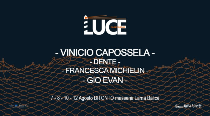 Luce Music Festival – Approdi Musicali