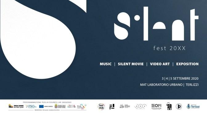 SILENT Festival: dal 3 al 5 settembre al MAT di Terlizzi sonorizzazioni dal vivo e cinema d'avanguardia