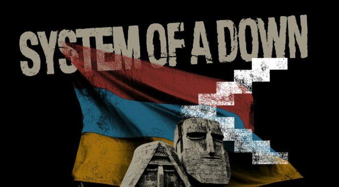In un mondo distratto, la musica diventa un canale di denuncia fondamentale: i nuovi  singoli dei System OF A Down.