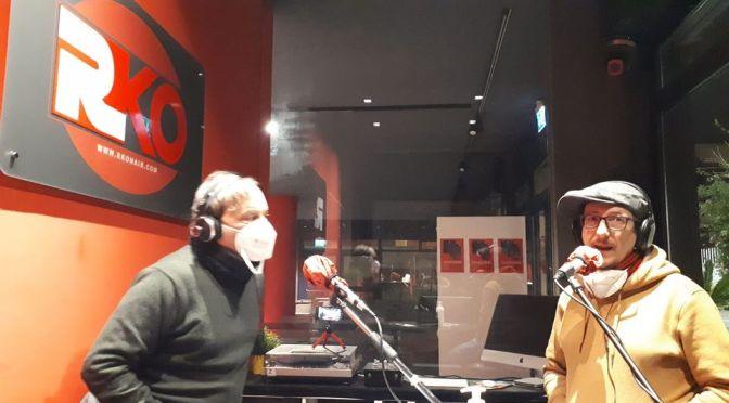 Alberto Parmegiani presenta i Soul Hunters