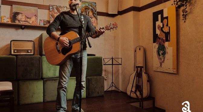 """Pier Dragone di scena questa sera per la rassegna nazionale """"Concerti dal divano"""". Su RKO presenta il suo nuovo album """"Sarò Franco"""""""