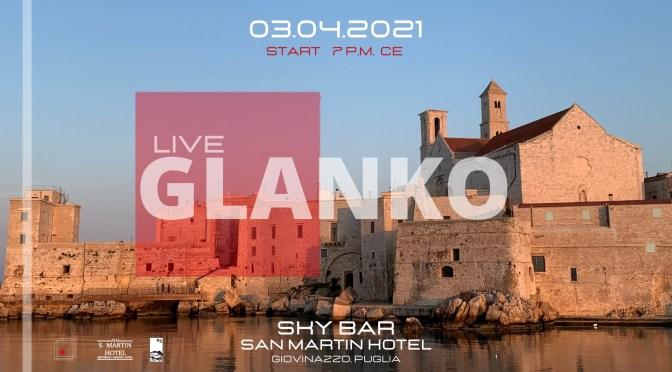 Soundwellen Showcase: Glanko live @SkyBar Giovinazzo