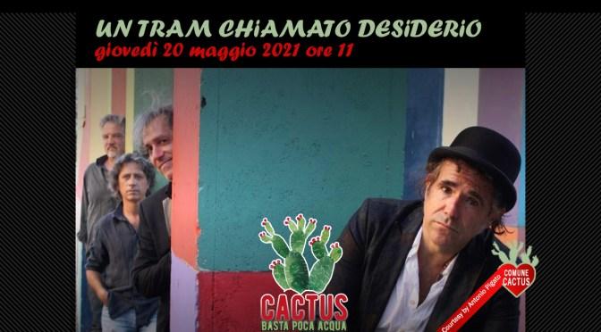 Un tram chiamato desiderio è la penultima puntata di Cactuspodcast