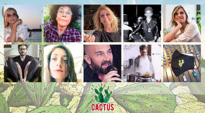 Cactus. Basta poca acqua va in diretta per l'ultima puntata giovedì 27 maggio alle ore 11