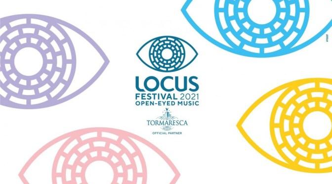 """LOCUS FESTIVAL 2021: """"OPEN-EYED MUSIC"""" – XVII EDIZIONE"""