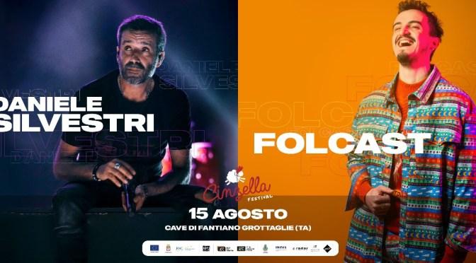 CINZELLA: si aggiungono Daniele Silvestri e Folcast il 15