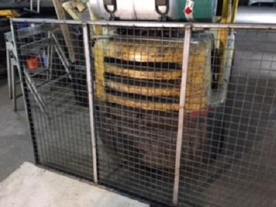 Cigarette Cage