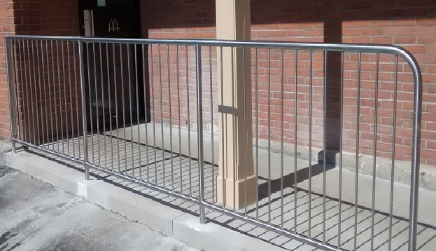 Large Custom Railing