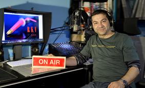 xose otero RKV Radio