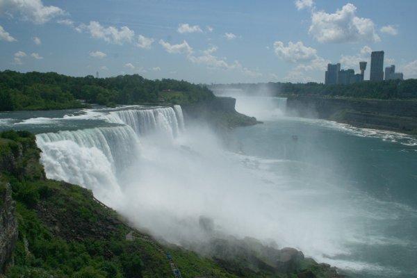 Niagara Falls July 2006 And World Famous Road Trip Usa Canada