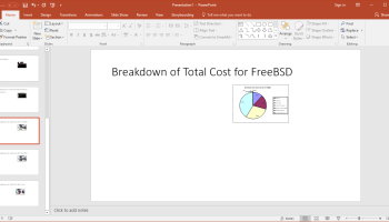 Export multiple worksheets to a single PDF document using