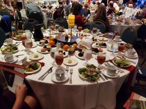 CDD Dinner Table
