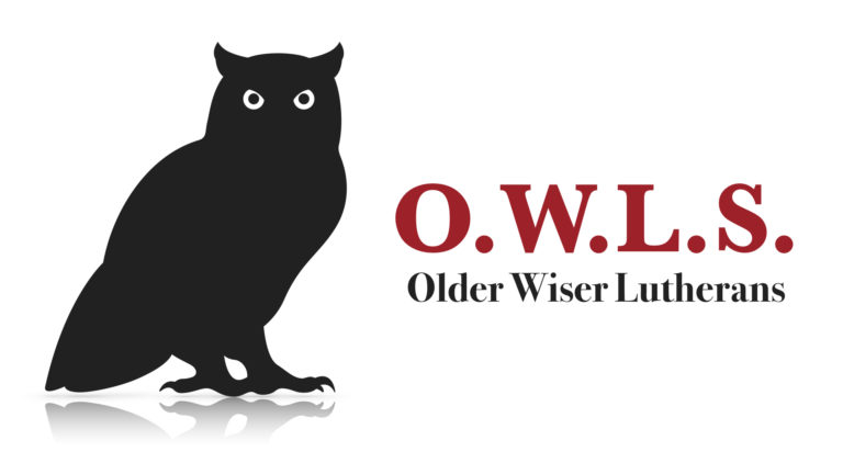 O.W.L.S. (Older Wiser Lutherans) Christmas lunch and games
