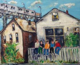 Back of the Yard, Chicago