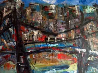 Bridge - Abstract
