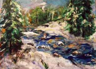 Running River