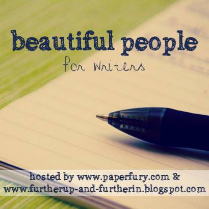 Beautiful People #16 – March Edition (Red as Blood)