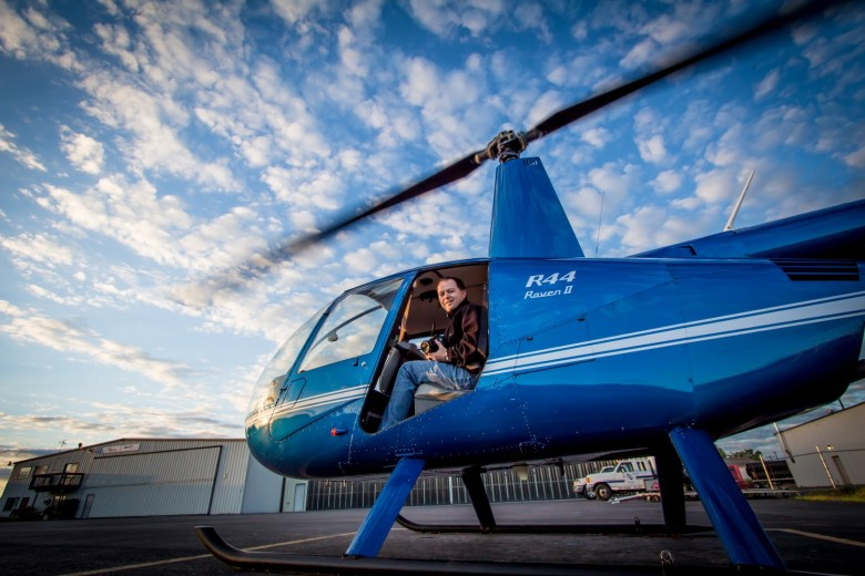 RL Miller Photography - Helicopter