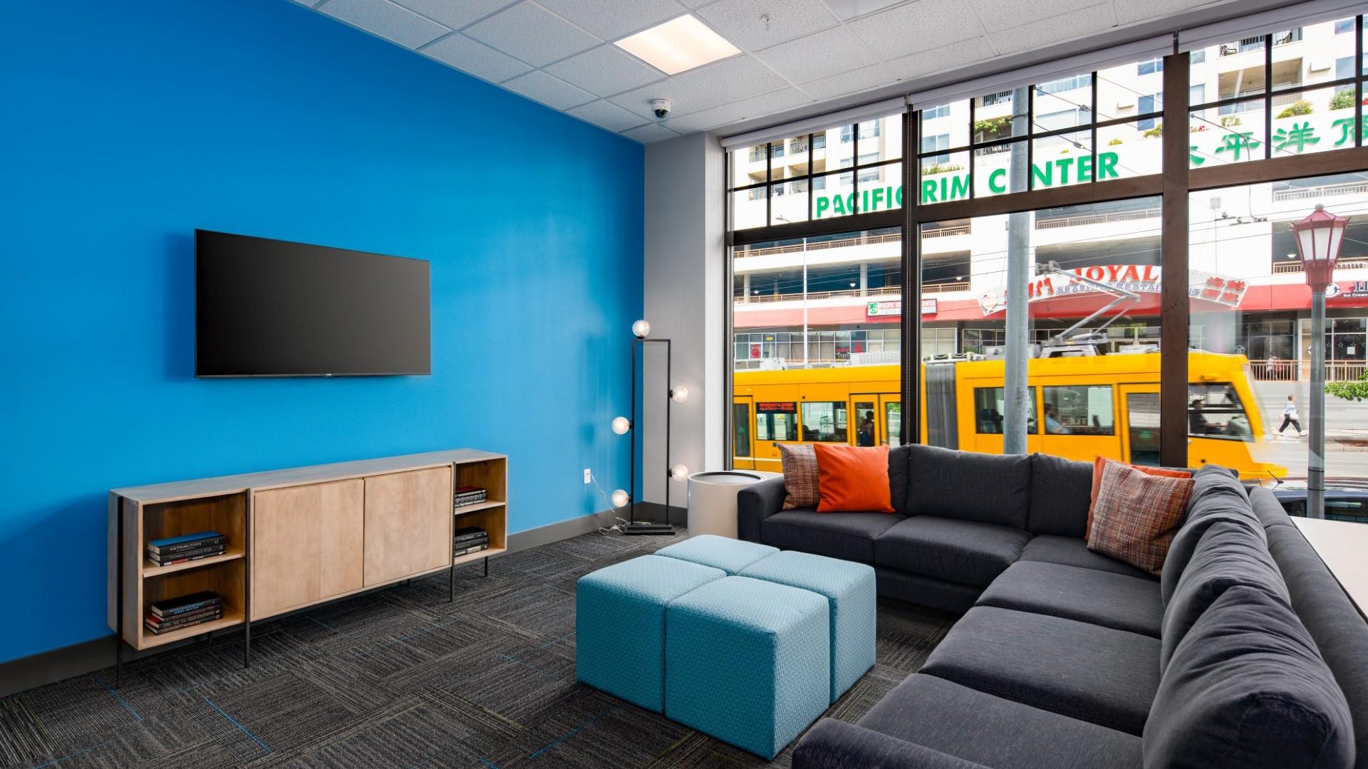 Thai Binh Apartments Seattle Washington Architecture Photography