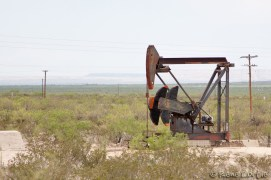 Pompe à pétrole
