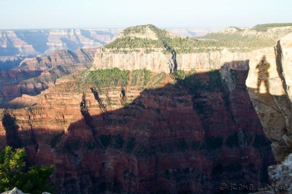 North Rim du Grand Canyon