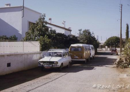 Chez les Allali et Brunelle à Kénitra