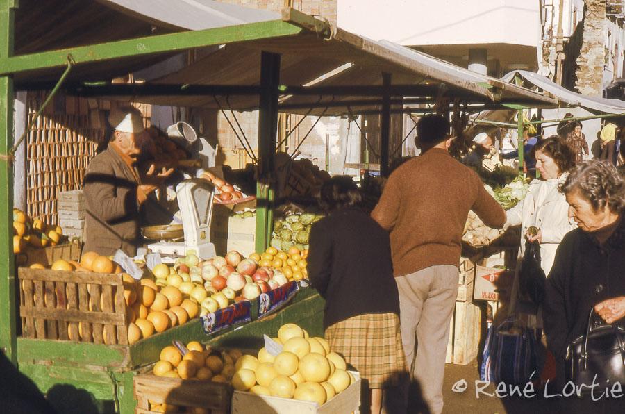 Marrakech - Place Jemaa el fna