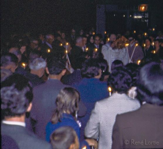 Fête religieuse près de Delphes