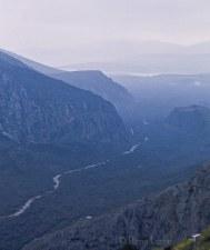 Les montagnes du Montenegro