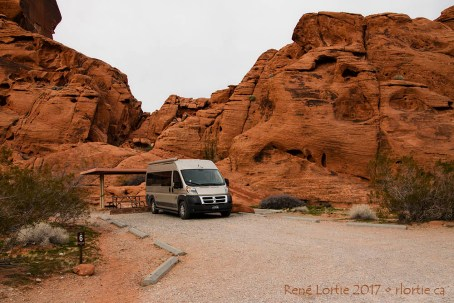 Arch Rock, Valley of Fire, Nevada
