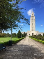 Le capitole de la Louisiane