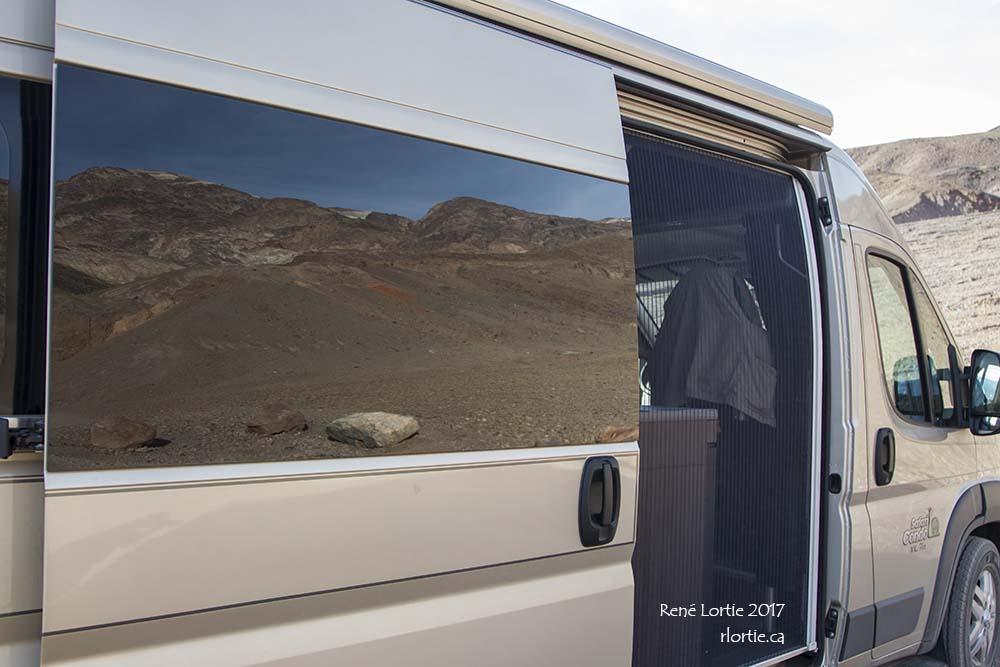 Death Valley NP, Natural Bridge, CA