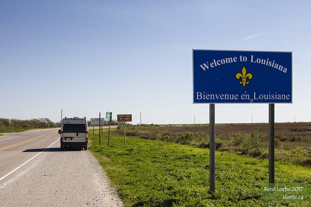 Intercoastal Park, Louisiana