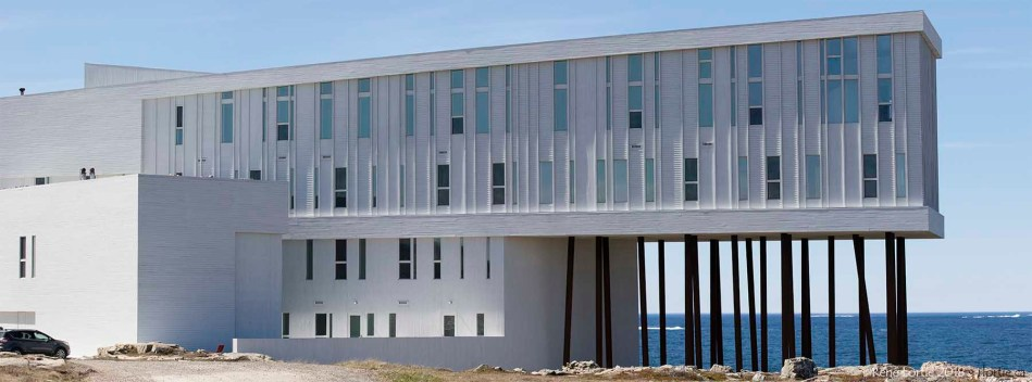 Le Fogo Island Inn à Joe Batt's arm