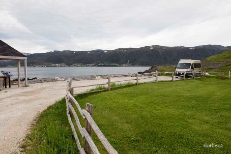 Boondocking à Norris Point