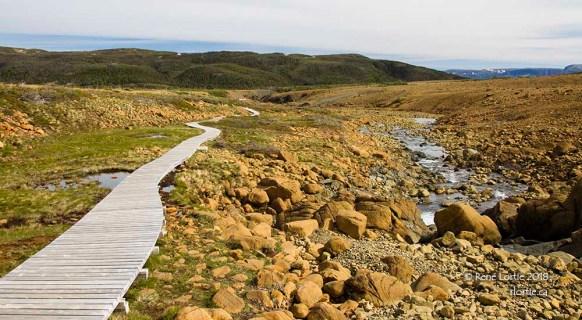 Sentier des Tablelands