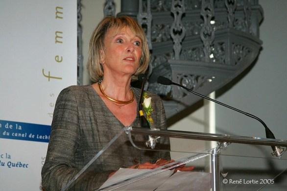 Madeleine Poulin