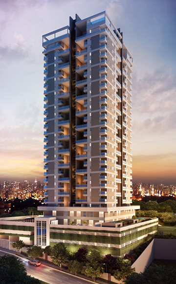 Panamby Penthouses – Brookfield
