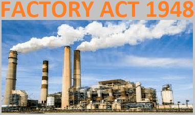 FACTORY ACT 1948 PDF ME