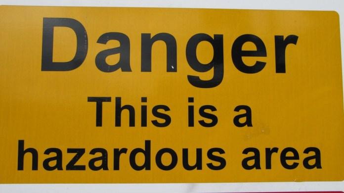 Zazardous area classification