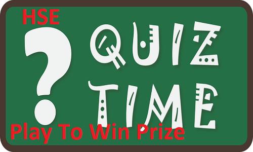 Rls Human Care HSE Quiz #04