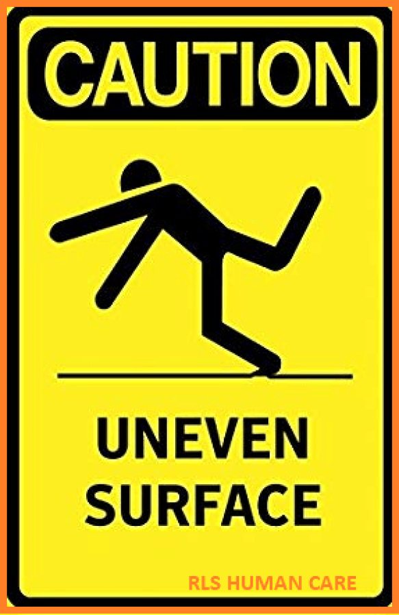 UNEVEN SURFACE POSTER