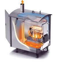 Heatmaster Wood & Coal Burning Furnaces Installation ...