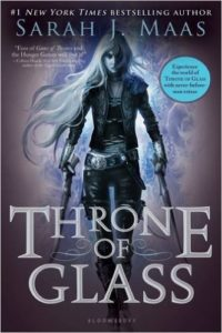 Books - Throne of Glass