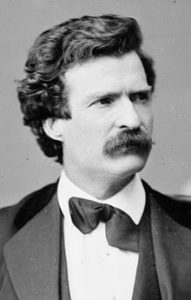 Mark Twain - history of publishing
