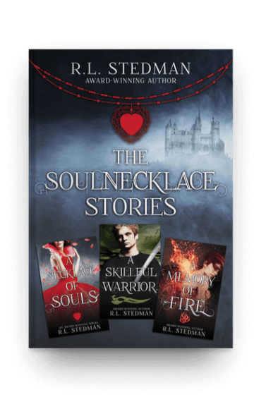 The SoulNecklace Stories – Box Set