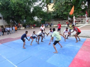 National Sports Day (Kabaddi Tournament)